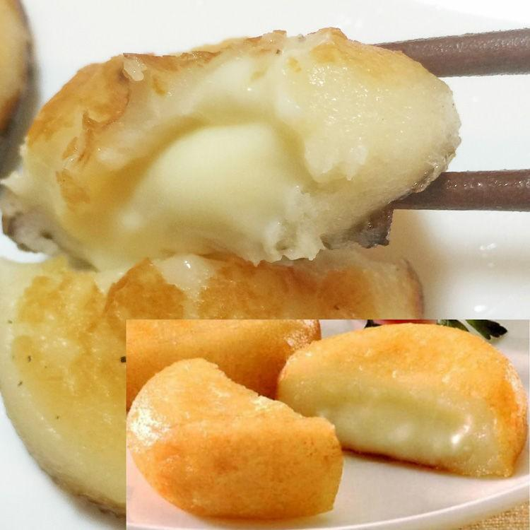 父の日 2021 プレミアム チーズ もち じゃがいも 北海道産のいももちにカマンベールチーズが入った ポテチーズもち|toretate1ban|04