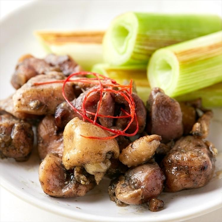 日向屋 鶏の炭火焼 ゆず胡椒味 100g×2個 鶏肉 鶏 お肉 肉 送料無料 プレミアム|toretate1ban|04