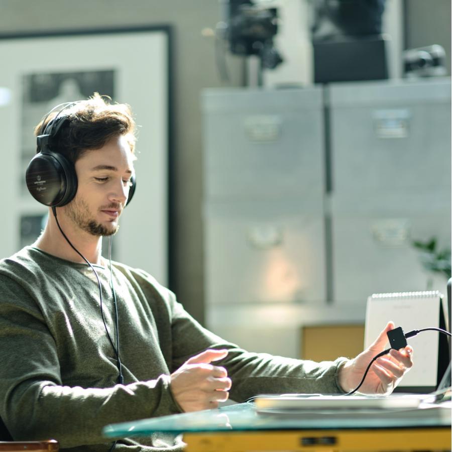 Earstudio イヤースタジオ HUD100 MK2 Hi-Fi USB DAC ポータブルレシーバー toridori-store 04