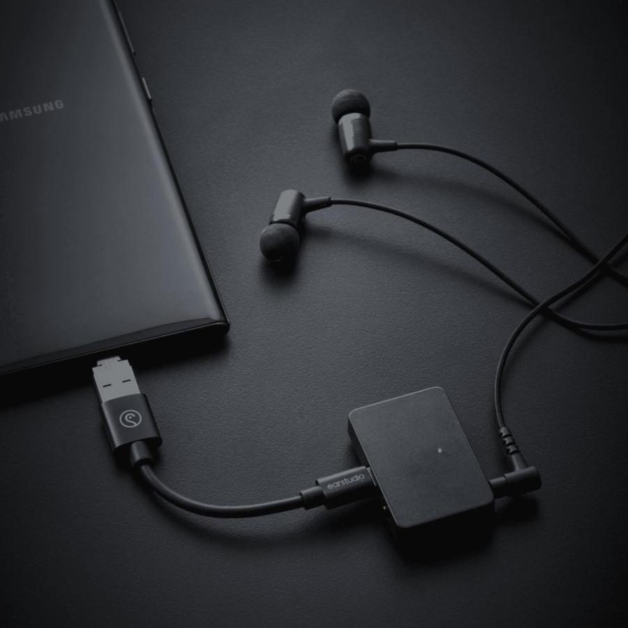 Earstudio イヤースタジオ HUD100 MK2 Hi-Fi USB DAC ポータブルレシーバー toridori-store 08