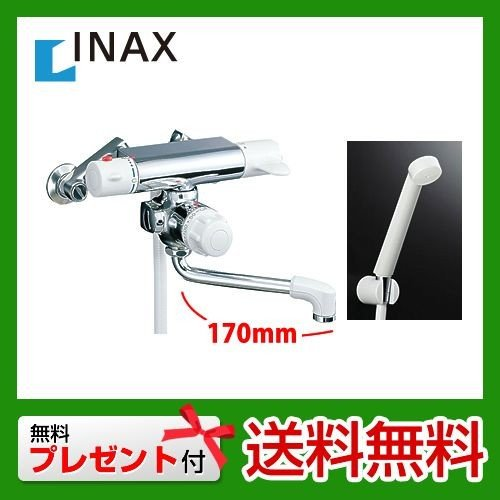 BF-M140TSD INAX 浴室水栓 サーモスタット 水栓 混合水栓 2020モデル 壁付タイプ 訳あり 納期については下記 納期 蛇口 配送をご確認ください