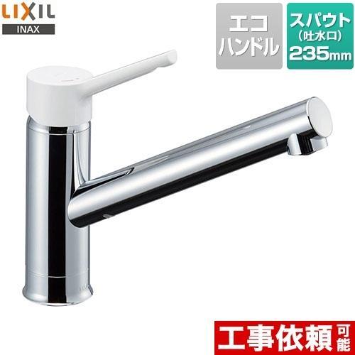 キッチン水栓 泡沫 新品未使用正規品 LIXIL RSF-841Y ☆国内最安値に挑戦☆ と同型機種 ワンホールタイプ SF-WL420SYX-JW