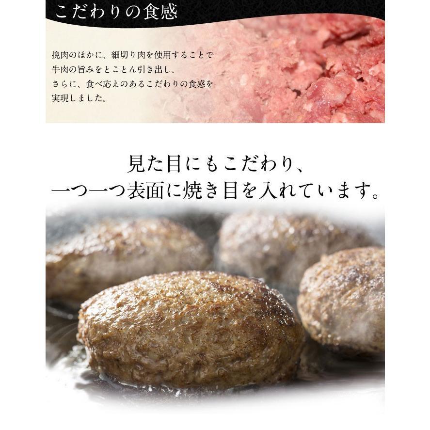 鳥益 牛肉100% ハンバーグ(焦げ目付)150g×5パック 鶏屋だけど牛肉が好きで作った焼き鳥屋の牛肉ハンバーグ 温めるだけ 冷凍 news every.で紹介 torimasu 05