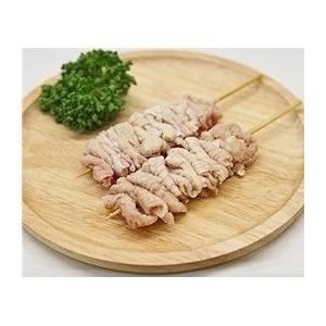 豚白モツ串 40g×20本 国産豚 15cm丸串 本日限定 やきとん 45320 pr 日本