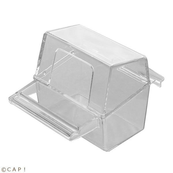 CAP 鳥の餌入れ 人気の定番 驚きの値段 Dカップ HOEI