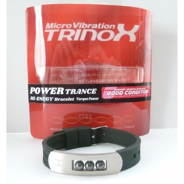 テラヘルツ加工 TRINOX パワートランス ハイエナジー ブレスレット シリコン製 ベルト  筋肉痛 腰痛 肩こり スポーツ|torinox-store|13