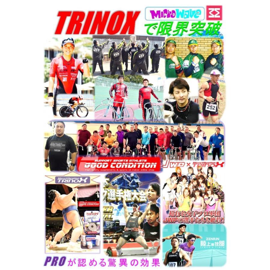 TRINOX テラヘルツ ゲルマパワー・シリコンネックレス テラヘルツシール 8枚 付き ブラック M L|torinox-store|15