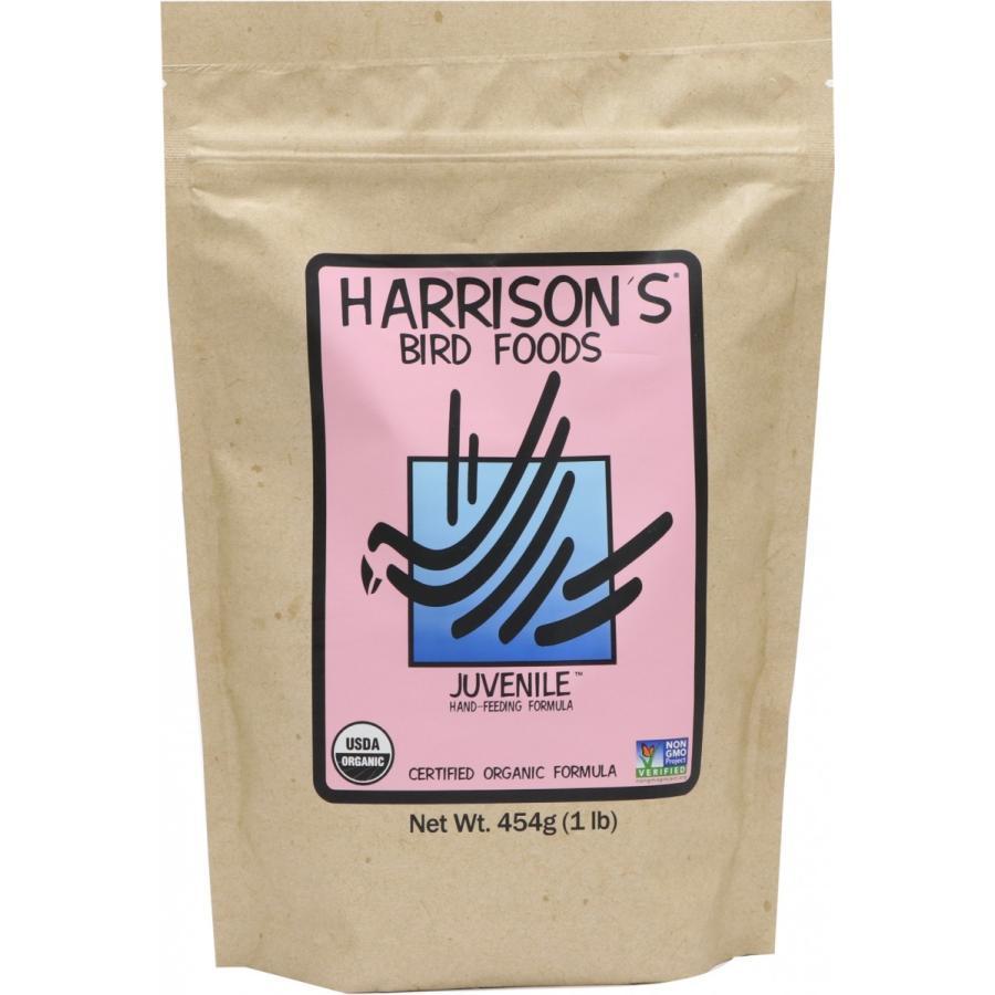ハリソン Harrison s 鳥用ペレット 日本 ジュブナイル メール便OK フォーミュラ JUVENILE 454g 営業