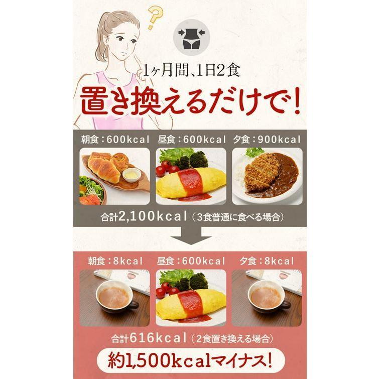 ドクター味噌汁 Dr.味噌汁 30袋 置き換えダイエット サプリメント 健康食品|tornade-store|09