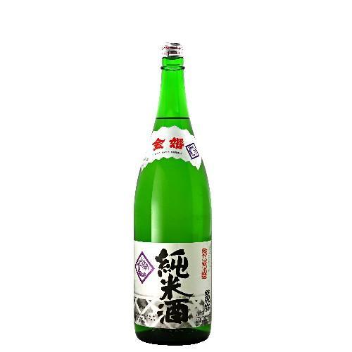 金婚 純米酒 1.8L|toshimaya
