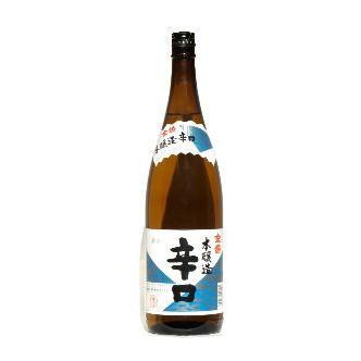 金婚 本醸造辛口 1.8L|toshimaya