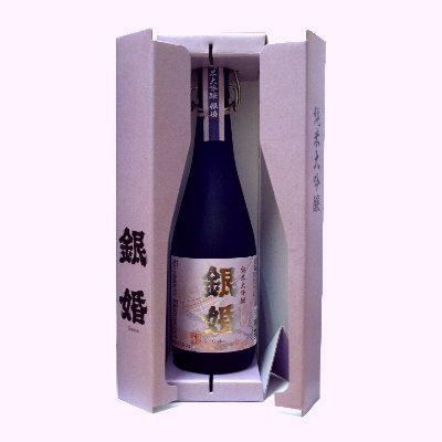 純米大吟醸 銀婚 720ml|toshimaya|04