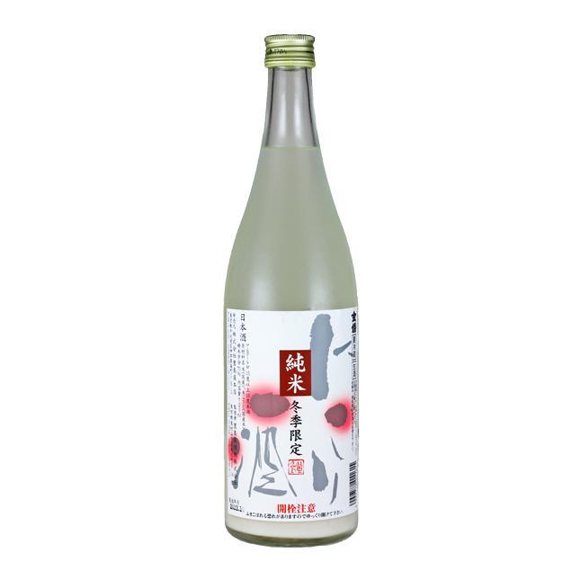 金婚 活性にごり酒 720ml|toshimaya