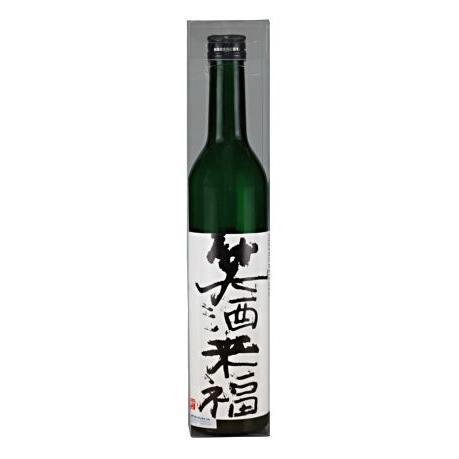 金婚 純米大吟醸 笑酒来福 500ml toshimaya 02