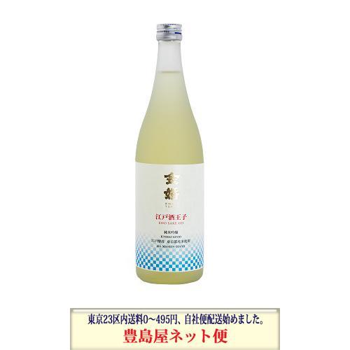 純米吟醸 江戸酒王子 720ml toshimaya