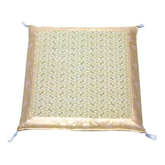 70×70cmリバーシブル仕上げ座布団「沙や形リバーシブル」p5no106sn0028