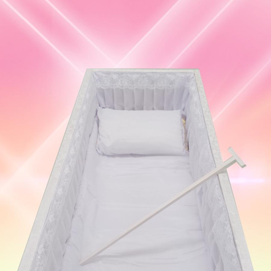 棺桶「富士」※災害用備蓄棺 toshin3939 05