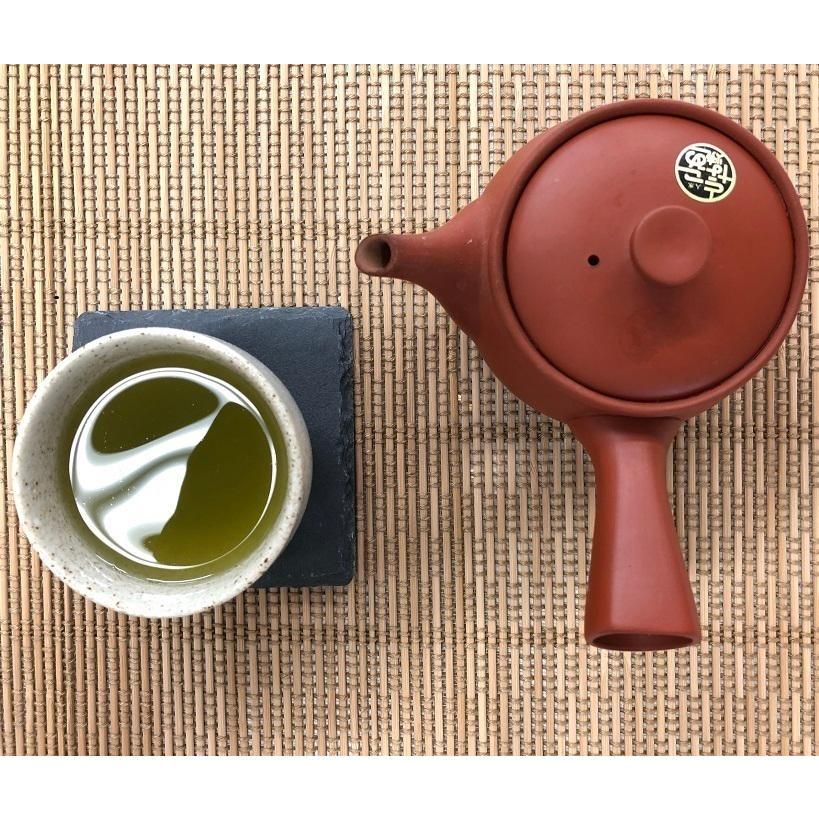 緑茶 茶葉 食べる まとめ買い10%割引!令和3年度新茶【生真面目茶師が作った川根茶100g10袋セット】|toshinsabo|12