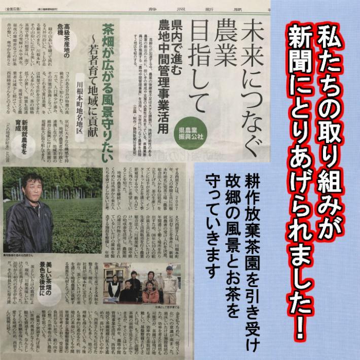 緑茶 茶葉 便秘 解消 お茶 令和2年度新茶【生真面目茶師が作った飲んで食べる川根茶100g4袋セット】|toshinsabo|13