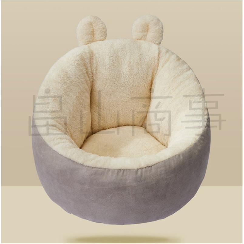 ベッド クッション 猫 キャット 小型犬 冬用 ハウス あったか ベッド クッション ペット用寝袋 保温防寒 ドーム型 ふわふわ 暖かい toshiya0912 10