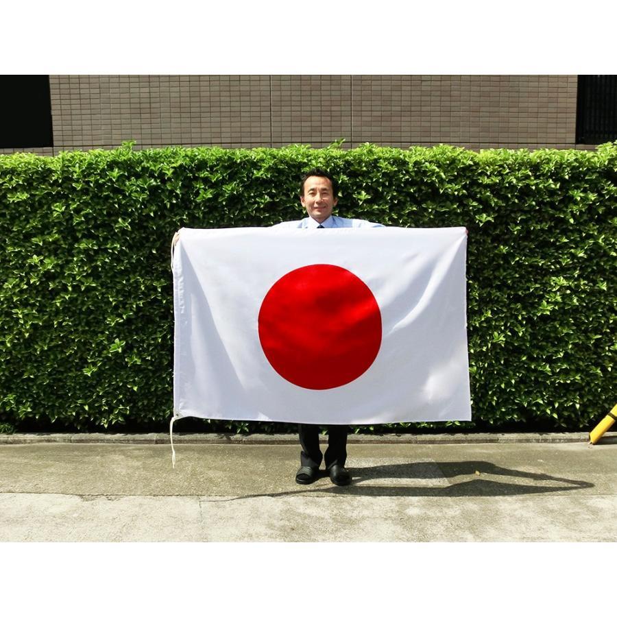 日の丸 日本国旗 テトロン 再販ご予約限定送料無料 水をはじく撥水加工付き 100×150cm 日本製 セール特価