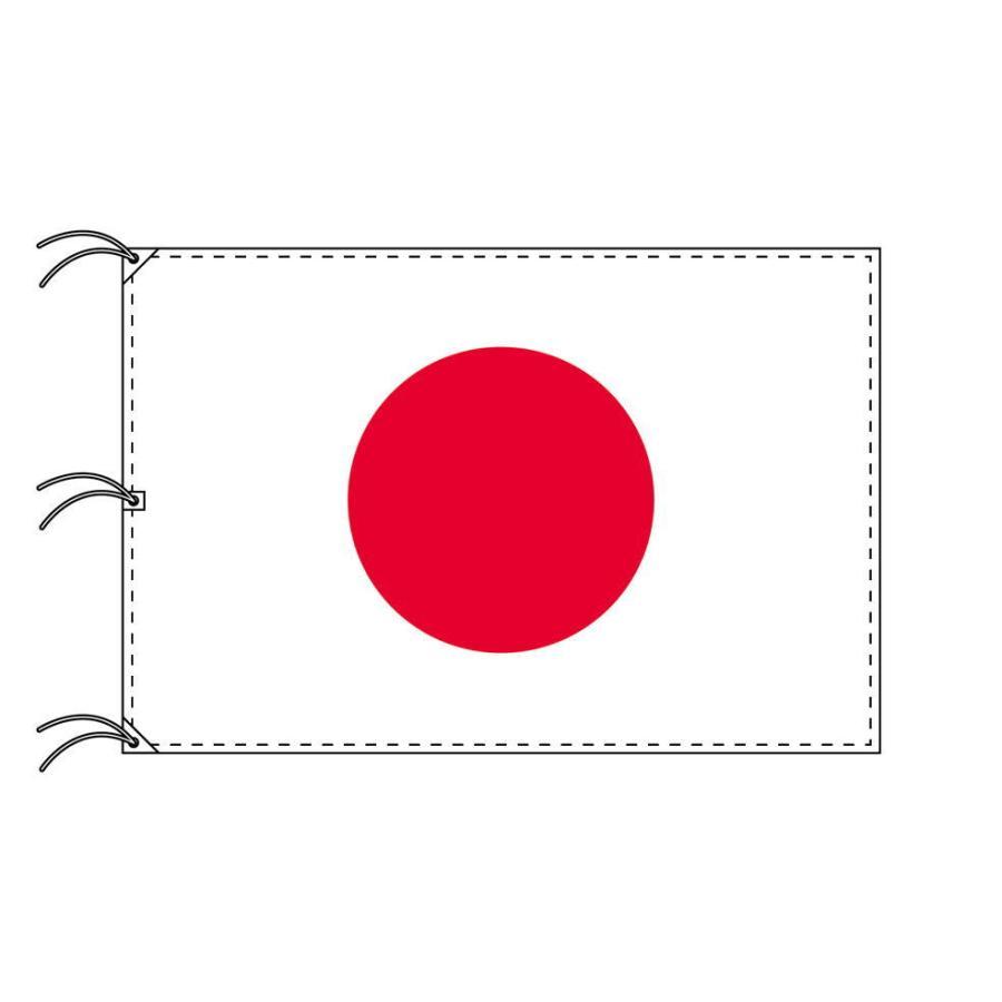 日本国旗_日本国旗日の丸(天竺・140×210cm)日本製新元号「令和」奉祝