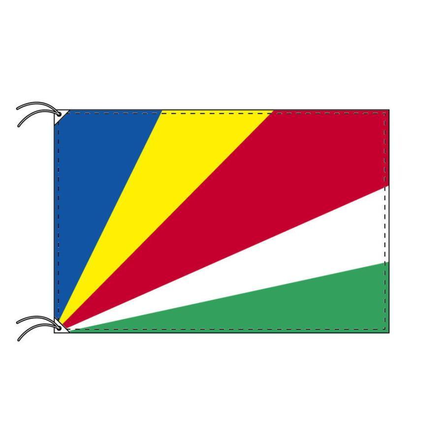 セーシェル 国旗