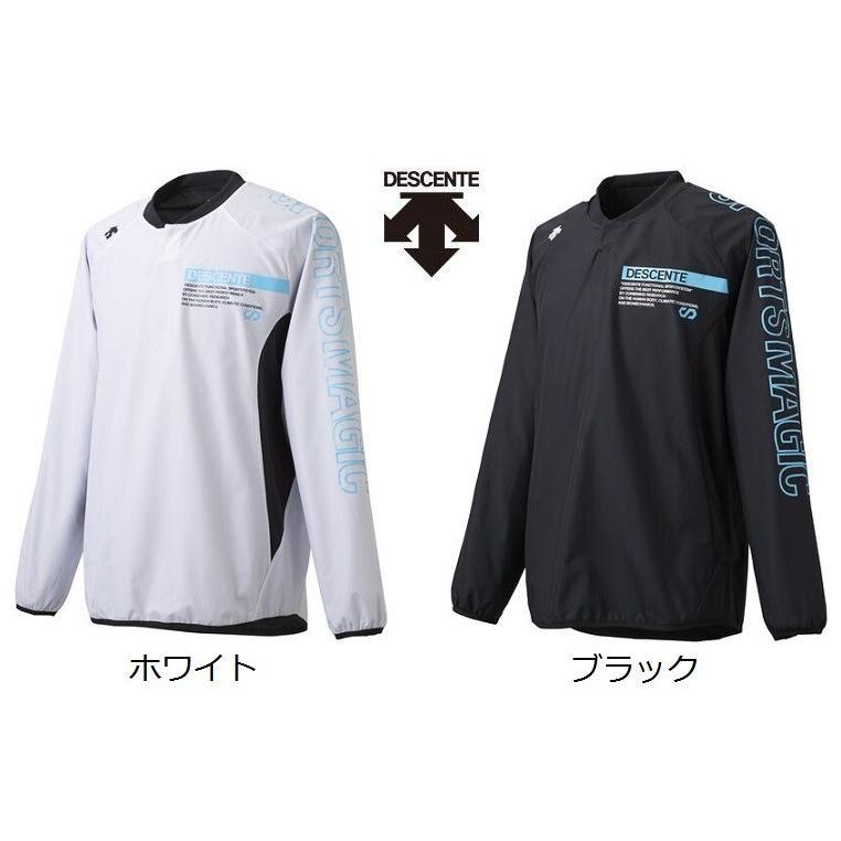 デサント(DESCENTE) ウォーマージャケット 男女兼用 バレーボールウェア DVUOJF30