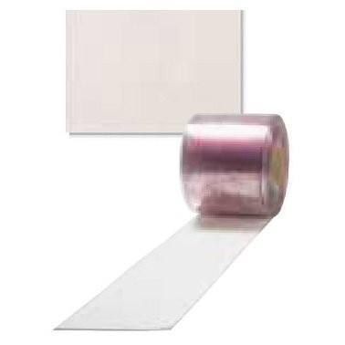 《法人様宛限定》アキレス ミエール 一般制電(透明フラット) ビニールカーテン(のれん式) 厚み2mm×幅300mm×長さ12M 1巻