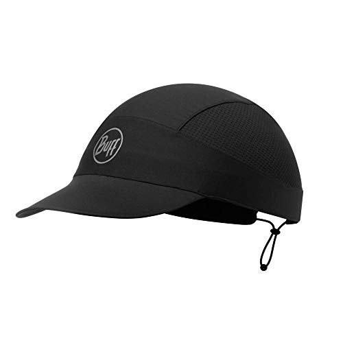 Buff (バフ) スペイン製 PACK RUN CAP 軽量 パッカブルキャップ 薄手 ランニング 折り畳める キャップ UVカット 速乾