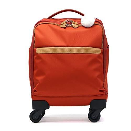 カナナ プロジェクト スーツケース等 カナナマイトロリー サイレントキャスター搭載 ソフトキャリー 100席未満機内持込み対応 南京錠付き