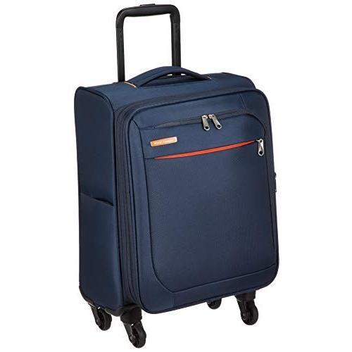 ワールドトラベラー スーツケース コーモスTR エキスパンド機能付 機内持ち込み可 35L 46 cm 2.3kg ネイビー