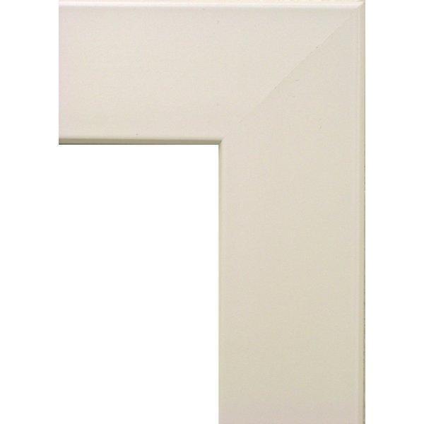 額縁 オーダーメイド額 オーダーフレーム 油絵額縁 5659 ホワイト 組寸サイズ1500 F25 P25 M25