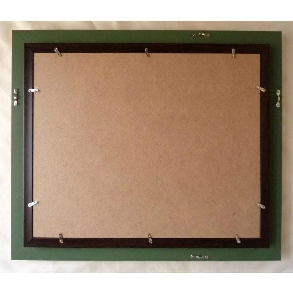 油絵額縁 油彩額縁 樹脂製フレーム MJ108 サイズF8号|touo2|03