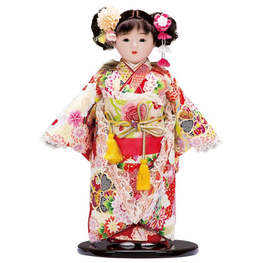 市松人形 13号 京友禅モダンB #1381 高さ48cm