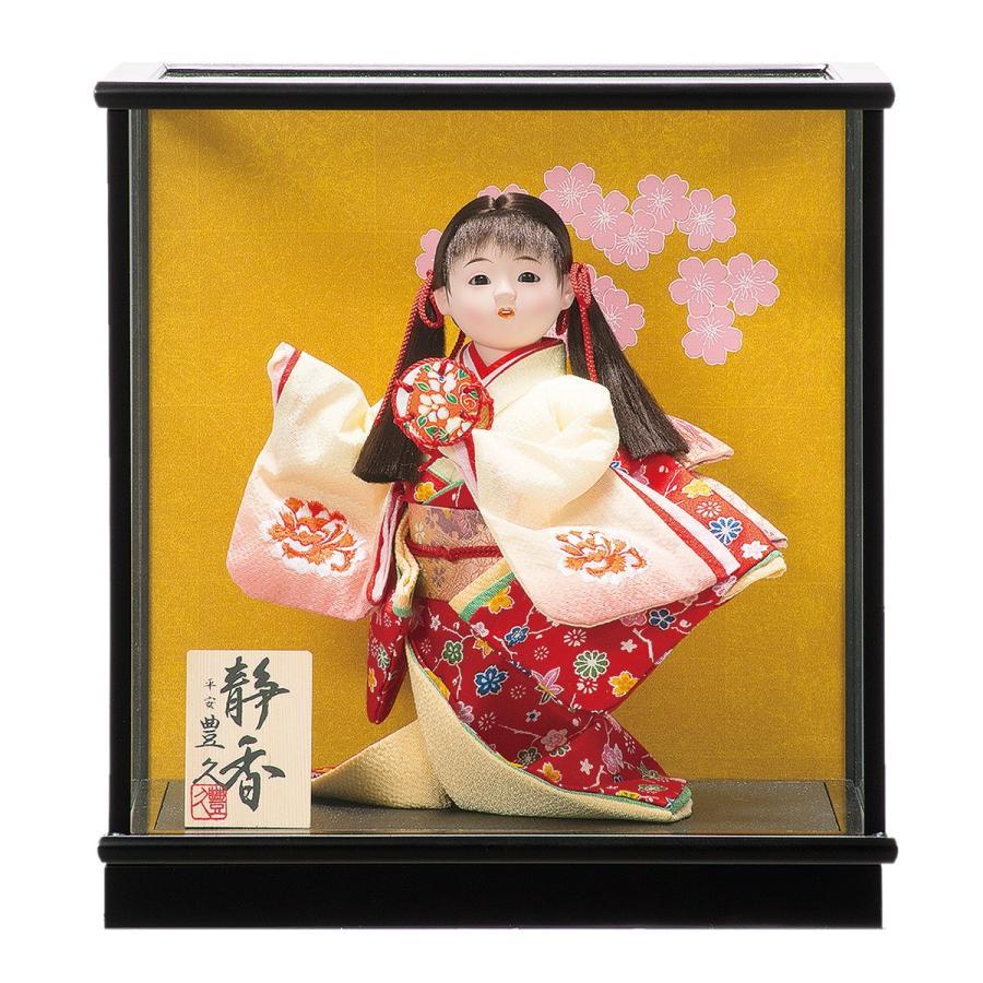 わらべ舞踊ケース「静香」6号 間口33cm