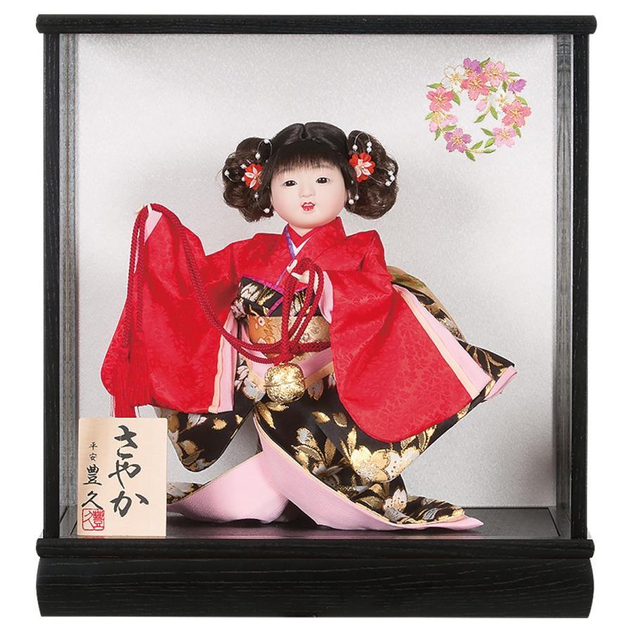 わらべ舞踊ケース「さやか」7号 間口37cm