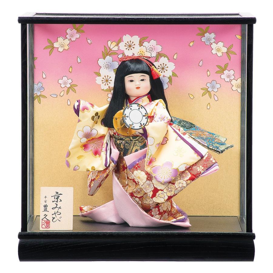 わらべ舞踊ケース「京みやび」10号 間口43cm