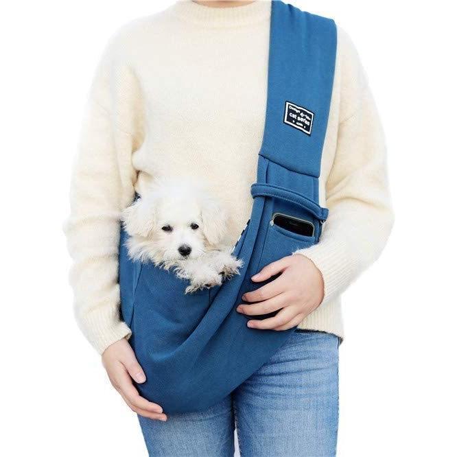 安い 激安 プチプラ 高品質 ペット抱っこ紐 ペットバッグ ペットショルダーバッグ スリング ショルダー バッグ 好評受付中 10kgまでの猫 カバン 子犬 飛び出し防止用ストラップ付 小型犬対応 犬