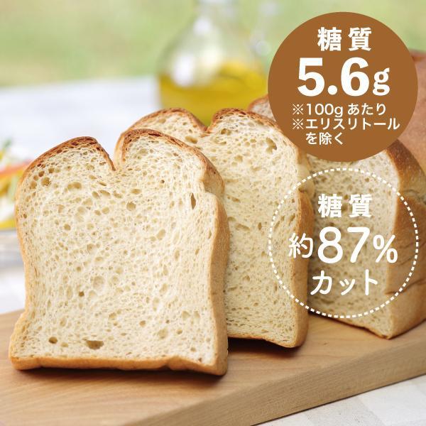 登場大人気アイテム ローカーボ山型食パン 買い物 冷凍