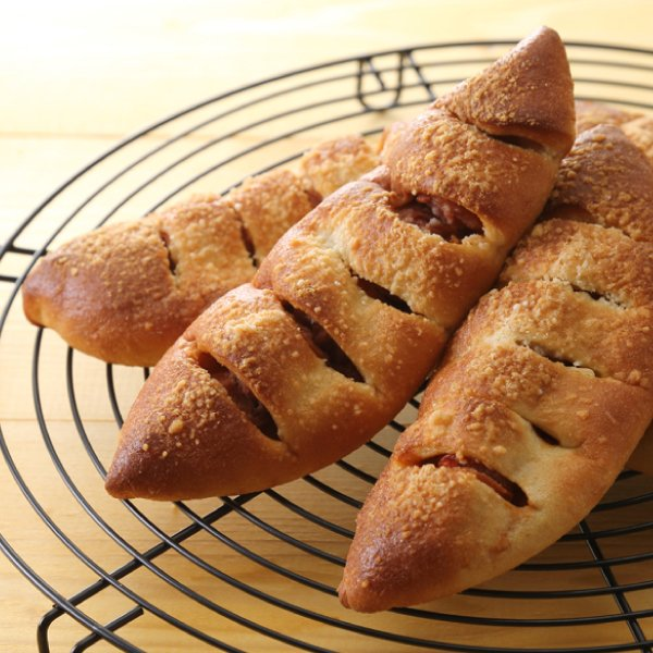 【月替りパン】糖質制限 チョリソーパン(5個入)[冷凍]|toushitsuseigen-com|03