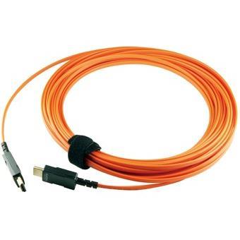 エーディテクノ AHO-40N 40m 10.2Gbps対応プラスチック光ファイバHDMIケーブル ADTECHNO