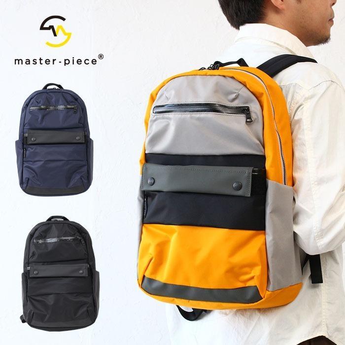 マスターピース バックパック デイパック リュックサック リュック バッグ master-piece age 02370 正規品
