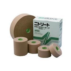 ニトリート キネシオロジーテープ 2.5cm×5m 12巻 × 10セット