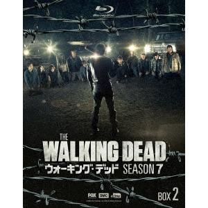 ウォーキング·デッド7 Blu-ray BOX-2 Blu-ray Disc