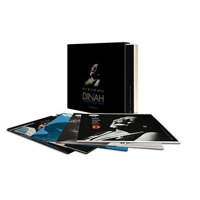 Dinah Washington The Divine Miss Dinah Washington<限定盤> LP