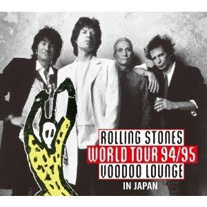 The Rolling Stones ヴードゥー·ラウンジ·イン·ジャパン 1995 [Blu-ray Disc+2SHM-CD+フォトブック] Blu-ray Disc