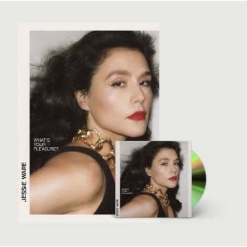 Jessie Ware Jessie Ware: CD & Ltd Ed Hand Numbered Signed Album Art Print - Bundle [CD+GOODS]<限定盤> CD