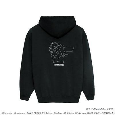 劇場版ポケットモンスター ココ パーカー ブラック XLサイズ Apparel ※特典あり