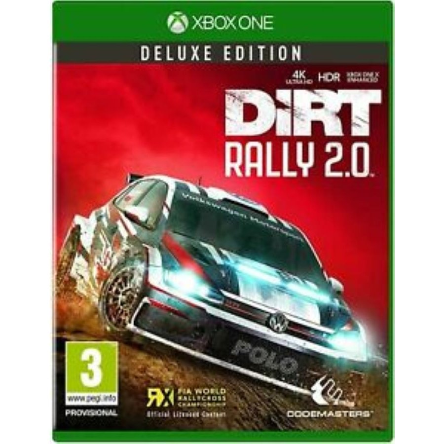 【取り寄せ】Dirt Rally 2.0 - Deluxe Edition /Xbox One 輸入版